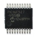 extract chip pic16f527 code