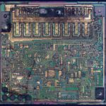 Extract IC PIC18F6520 Firmware