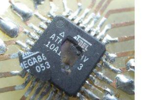 attack-microcontroller-ic-atmel-at89s825324pu