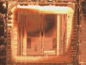 Crack Philip Microcomputer P87C54 Eeprom Memory Code - IC Clone, MCU