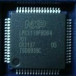 LPC2119FBD64