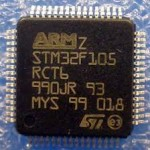 STM32F105RCT6 attack mcu arm