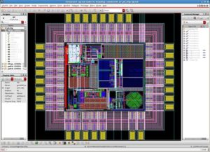 Integrated Circuit Layout Design Function in the